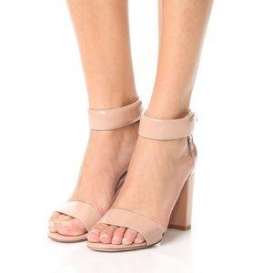 JEFFREY CAMPBELL Lindsay Patent Leather Heel